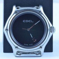 Ebel 1911 Herren Uhr 40mm Stahl/stahl Klassische Uhr Selten