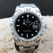 Rolex EXPLORER 2 16570 Black Dial (SEL) Mint Condition