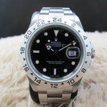 ロレックス (Rolex) EXPLORER 2 16570 Black Dial (SEL) Mint Condition