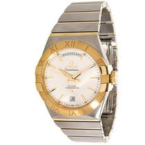 Omega Constellation 123.20.38.22.02.002 Men's Watch 18K...