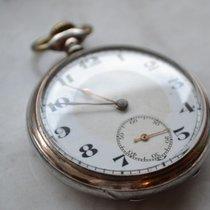 Junghans Antique Junghans 800 silver pocket watch