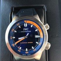 IWC Aquatimer Automatic Cousteau Diver (erste Serie,  limitiert)