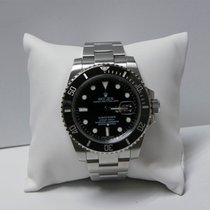 Rolex Submariner Black Dial Stainless Steel