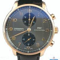 IWC Portugieser Chronograph Rosegold incl 19%  MWST