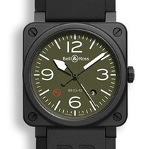 벨앤로스 (Bell & Ross) BR03-92 Military Type Ceramic