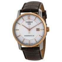 Tissot Men's T0874075603700 T-Classic Automatic Watch