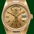 Ρολεξ (Rolex) DayDate 18238 Chronometer 36mm 18k Yellow Gold