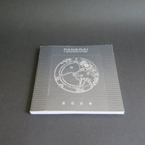 Panerai Model Catalogue 2008 Small Model