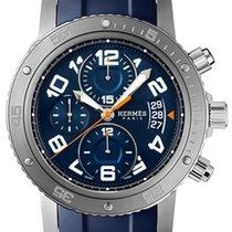 Hermès Clipper Chrono Automatic Maxi 44mm 036058WW00