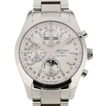 Longines Conquest 42 Moon Phase Chronograph
