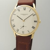 Vacheron Constantin Calatrava/ Dress watch, seconds 6456 -Gold...