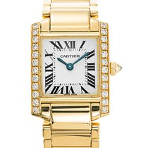 Cartier Watch Tank Francaise WE1001R8
