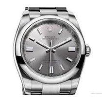 Rolex Unworn 116000 Mens Oyster Perpetual No Date in Steel...