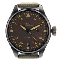 IWC Big Pilots Top Gun Miramar Anthracite Dial Automatic...