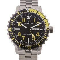 Fortis Marinemaster 42 Automatic Day Date
