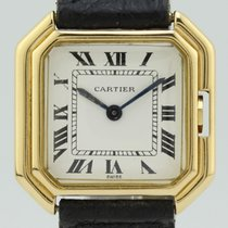 Cartier Vintage Ceinture Yellow Gold Manual Winding With Clasp...