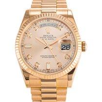 Rolex Watch Day-Date 118235 F