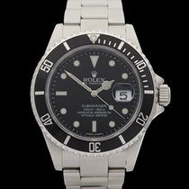Rolex Submariner Stainless Steel Gents 16610 - W3726