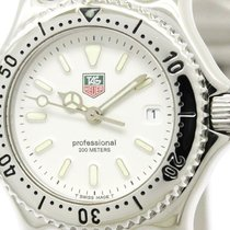 TAG Heuer Polished Tag Heuer Sel Professional 200m Steel...