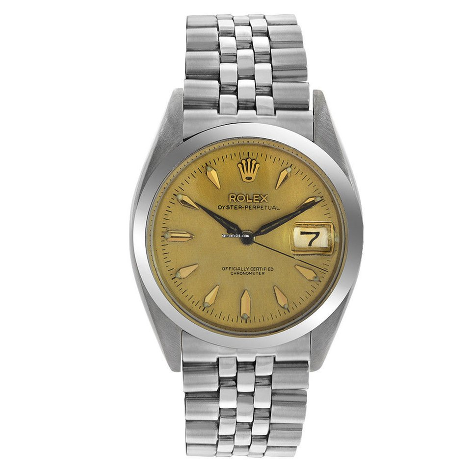 watches yellow oyster gold rolex date buy stainless sell watch perpetual