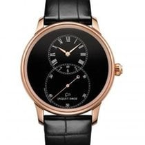 Jaquet-Droz Grande Seconds Black Enamel Limited Edition