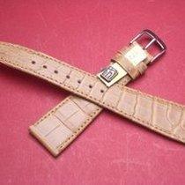 Louisiana Krokodil-Leder-Armband 20mm im Verlauf auf 14mm...