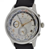 Maurice Lacroix Masterpiece Worldtimer MP6008-SS001-110 Watch