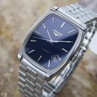 Longines Flagship Stainless Steel Automatic 70s Mens Dress...