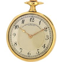Vacheron Constantin 18K Gold Pocket Watch