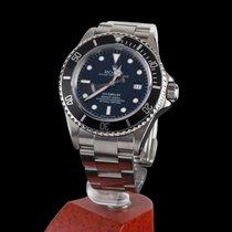 Rolex Sea Dewller Steel 1200m