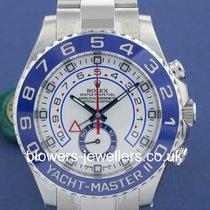 Rolex Oyster Perpetual Yacht-Master II Regatta Chronograph.