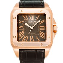 Cartier Watch Santos 100 W20127Y1