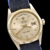 Rolex Day Date ref 1803 18k white gold diamond dial