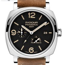 Panerai Radiomir 1940 3 Days Gmt Power Reserve 45mm Pam658 -...