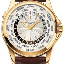 Patek Philippe Complications World Time Yellow Gold