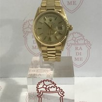 Rolex Day-Date Plexi President Yellow Gold  1803