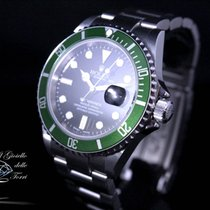 "Rolex Submariner  Ref. 16610LV Fat Four-Full Set ""NEVER..."