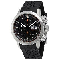 Edox Chronorally 1 Automatic 45mm Chronograph NEW