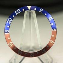 Rolex Inlay für GMT 16750 Seriph font blue back