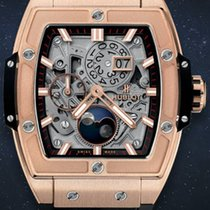 Hublot MOONPHASE GOLD PINK SPIRITO DI BIG  BANG 647OX1138RX