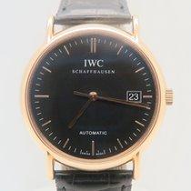 IWC Portofino 18k Rose Gold 38mm Ref. IW353320