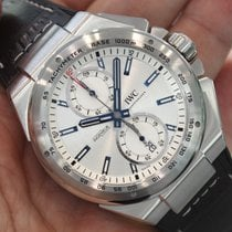 IWC Ingenieur Chronograph Racer Silver Iw378509 - 3785