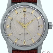 Omega Mans Automatic Wristwatch Seamaster Chronometer