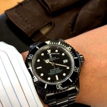 Rolex Sea-Dweller Black Version PVD