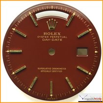 Rolex Dial Date Date Ref 1803 Custom Oxblood Color Stock...