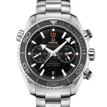Omega Seamaster Planet Ocean 600 M Omega Co-Axial Chronograph...