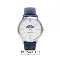 Baume & Mercier Classima Moonphase Mother Of Pearl Dial...