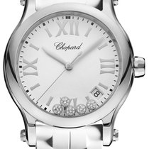 Chopard Happy Sport Round Quartz 36mm 278582-3001