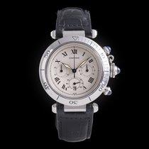 까르띠에 (Cartier) Pasha Chronograph Ref. 1050 (CV0151)