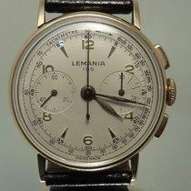 Lemania 105 Chronograph inv. 1772 - Vintage